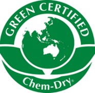green-certified carpet and upholstery cleaning