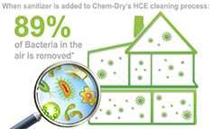 About Chem-Dry Carpet And Upholstery Cleaner