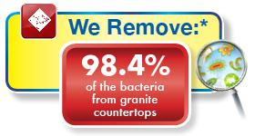 Best Bunbury granite countertop cleaners use deep cleaning methods to sanitise and revitalise granite counters - image