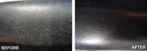 Professional Bunbury leather technicians are highly trained to accommodate all leather furniture restoration needs - image