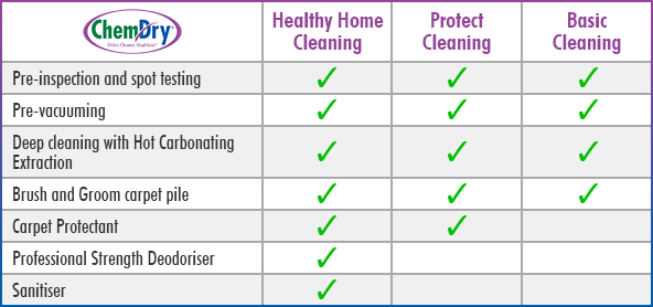 Bunbury carpet cleaner provides best packages to clean and protect your carpets - image