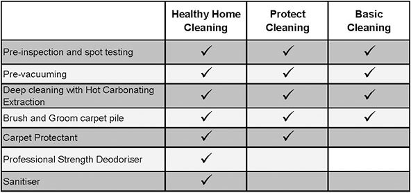 Chem-Dry protectant and sanitiser removes allergens, bacteria and stains from carpet and upholstery - image
